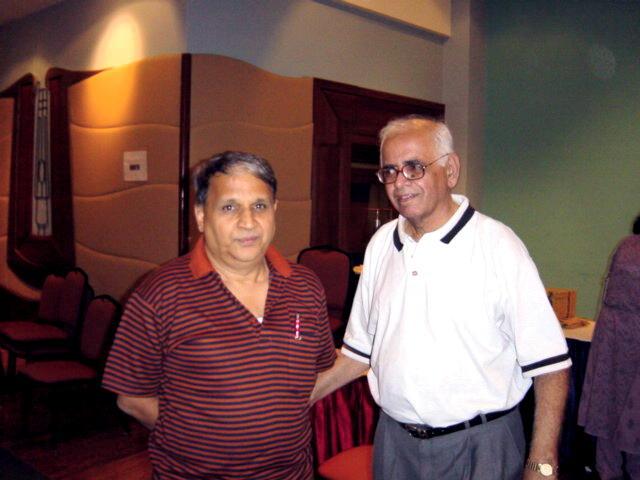 Kaka Limaye & Janakhathiramani